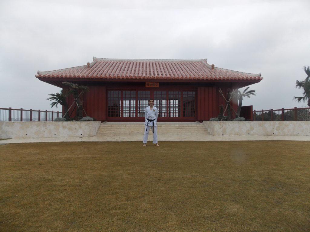 Karate Kaikan Okinawa